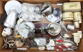 miniature kitchen items from Hoosier