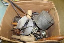 Large vintage kitchen utensil lot