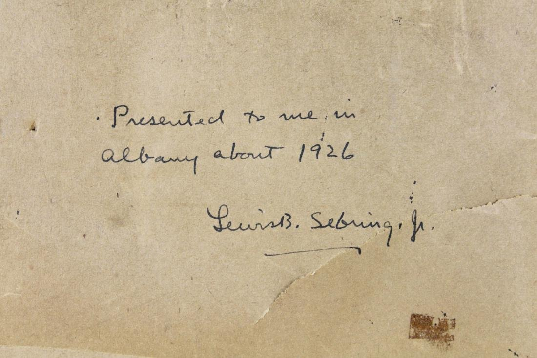 1926 Alfred Smith inscribed photograph - 6
