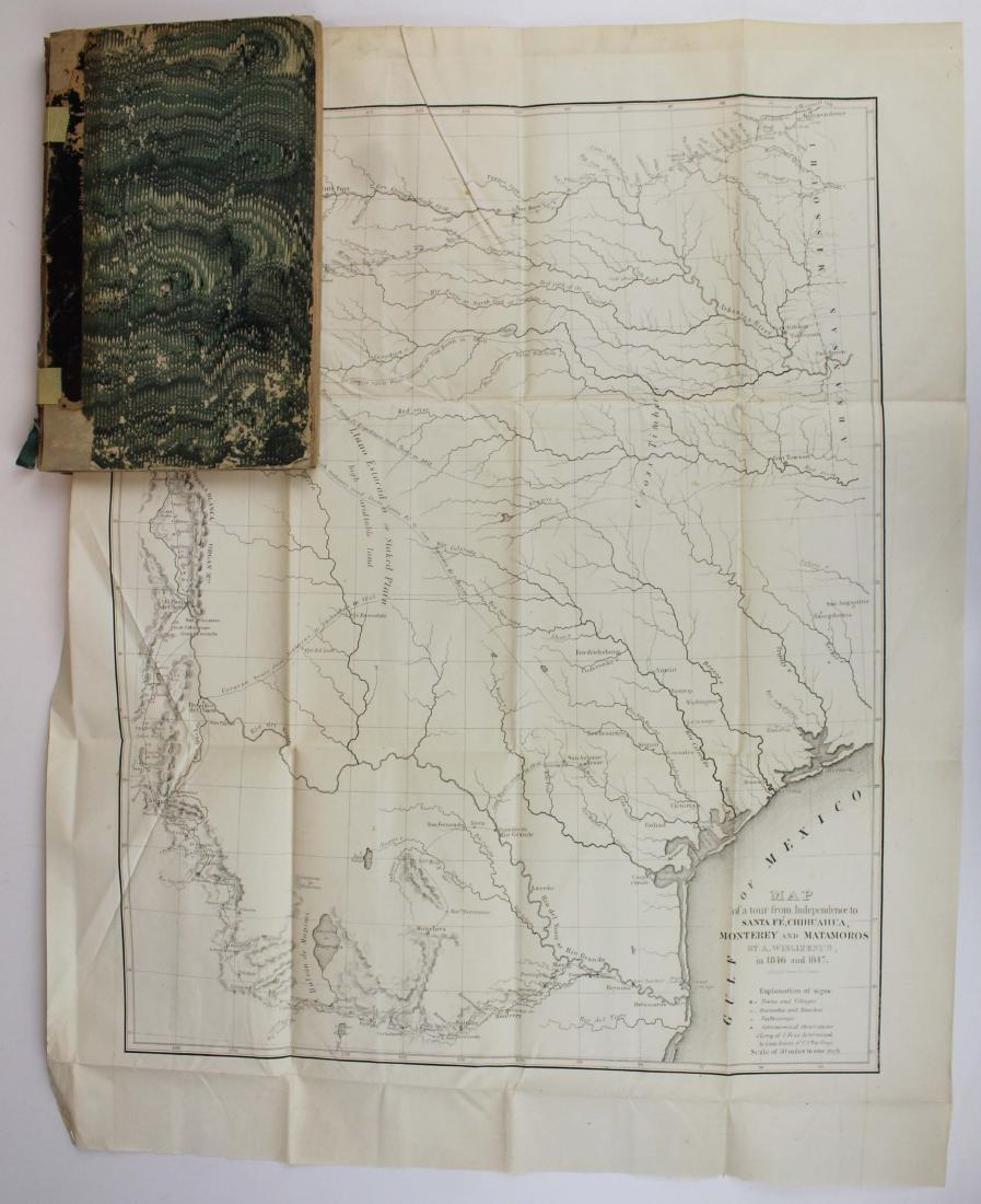 1848 Wislizenus A Tour to Northern Mexico