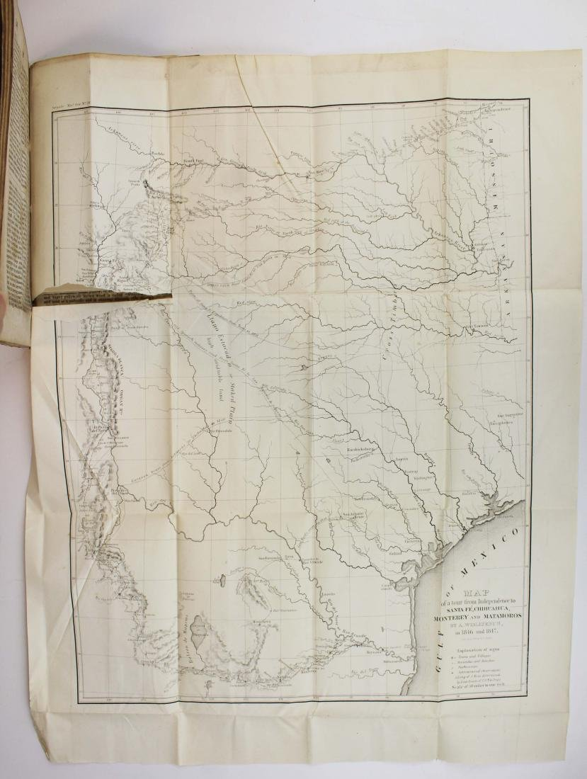 1848 Wislizenus A Tour to Northern Mexico - 4