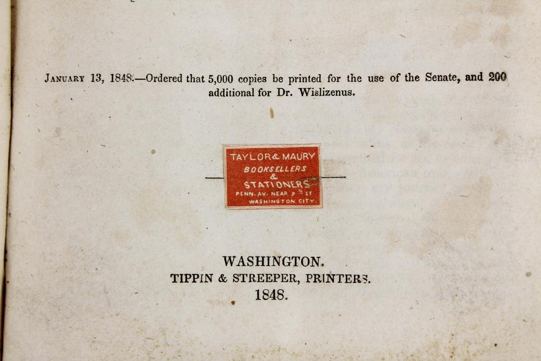 1848 Wislizenus A Tour to Northern Mexico - 9
