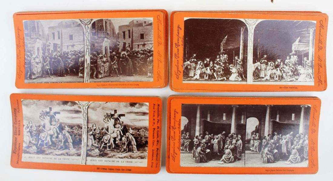 ca 1900 stereo view photos - 5