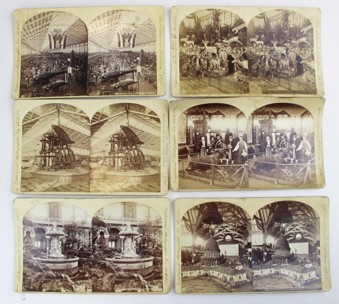 ca 1900 stereo view photos - 6