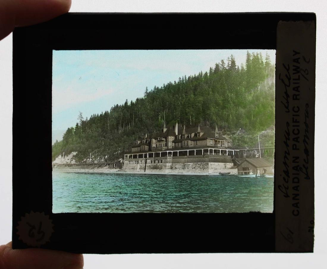 Canadian Pacific Railway color lantern slides - 3