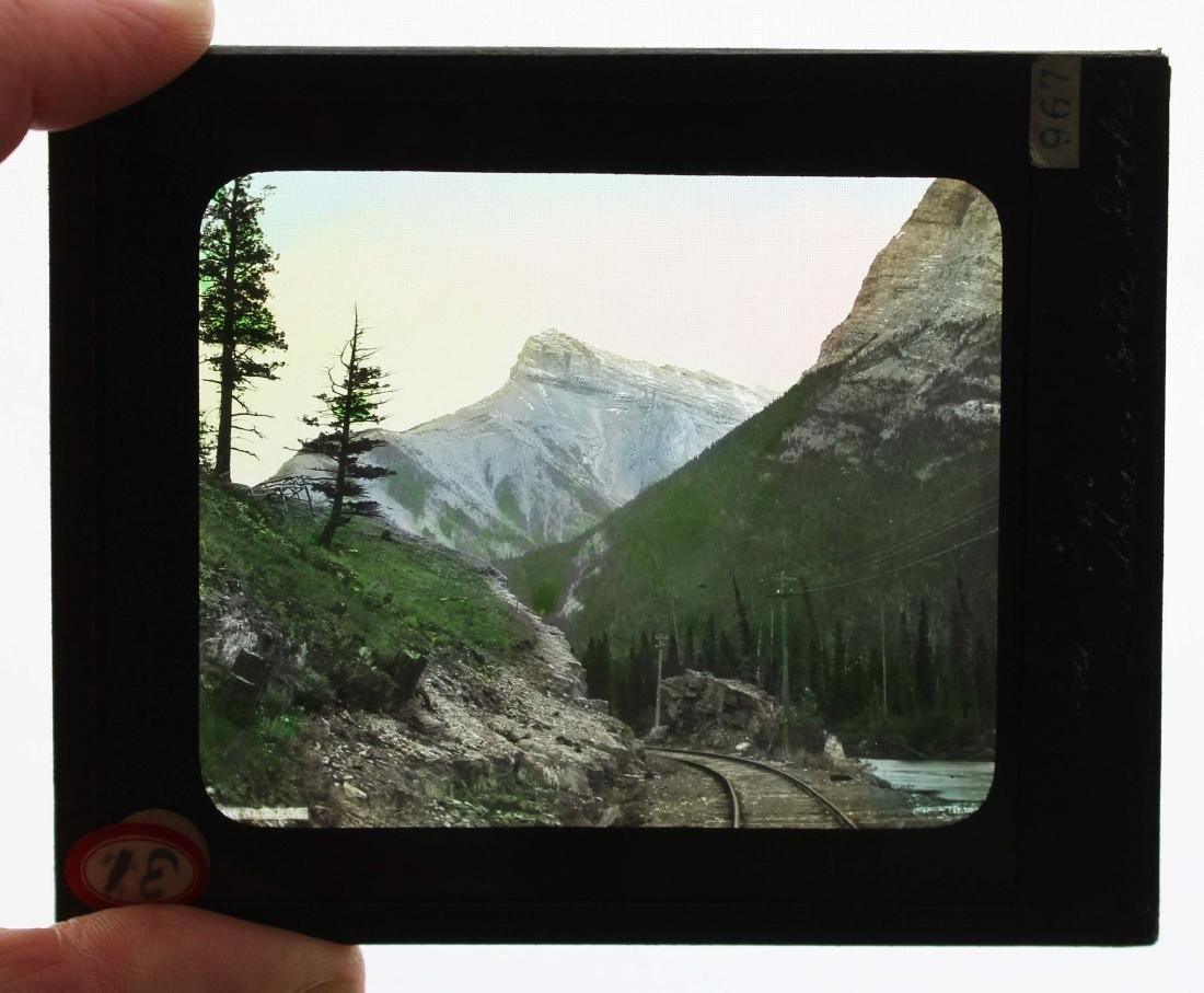 Canadian Pacific Railway color lantern slides - 5