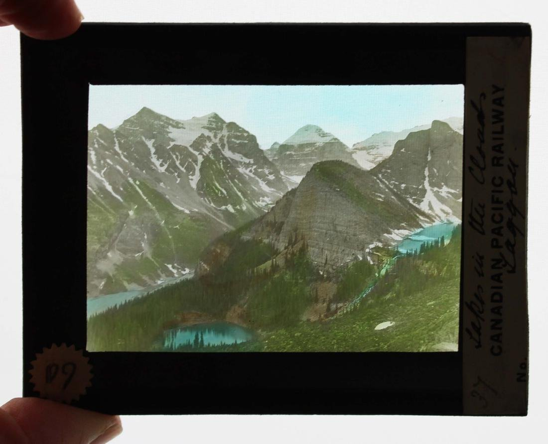 Canadian Pacific Railway color lantern slides - 6