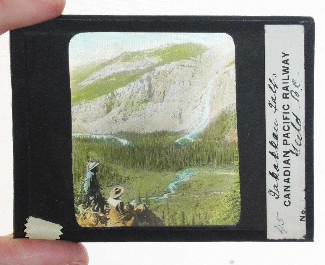Canadian Pacific Railway color lantern slides - 8