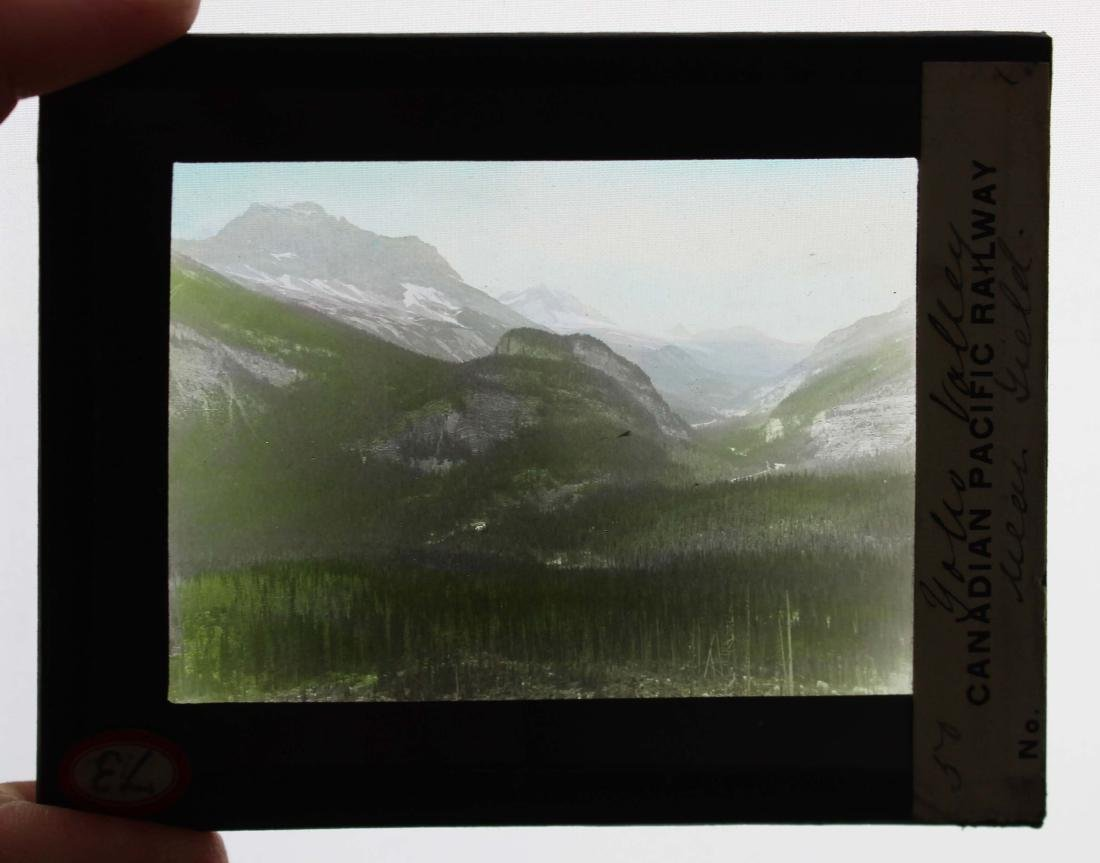 Canadian Pacific Railway color lantern slides - 9
