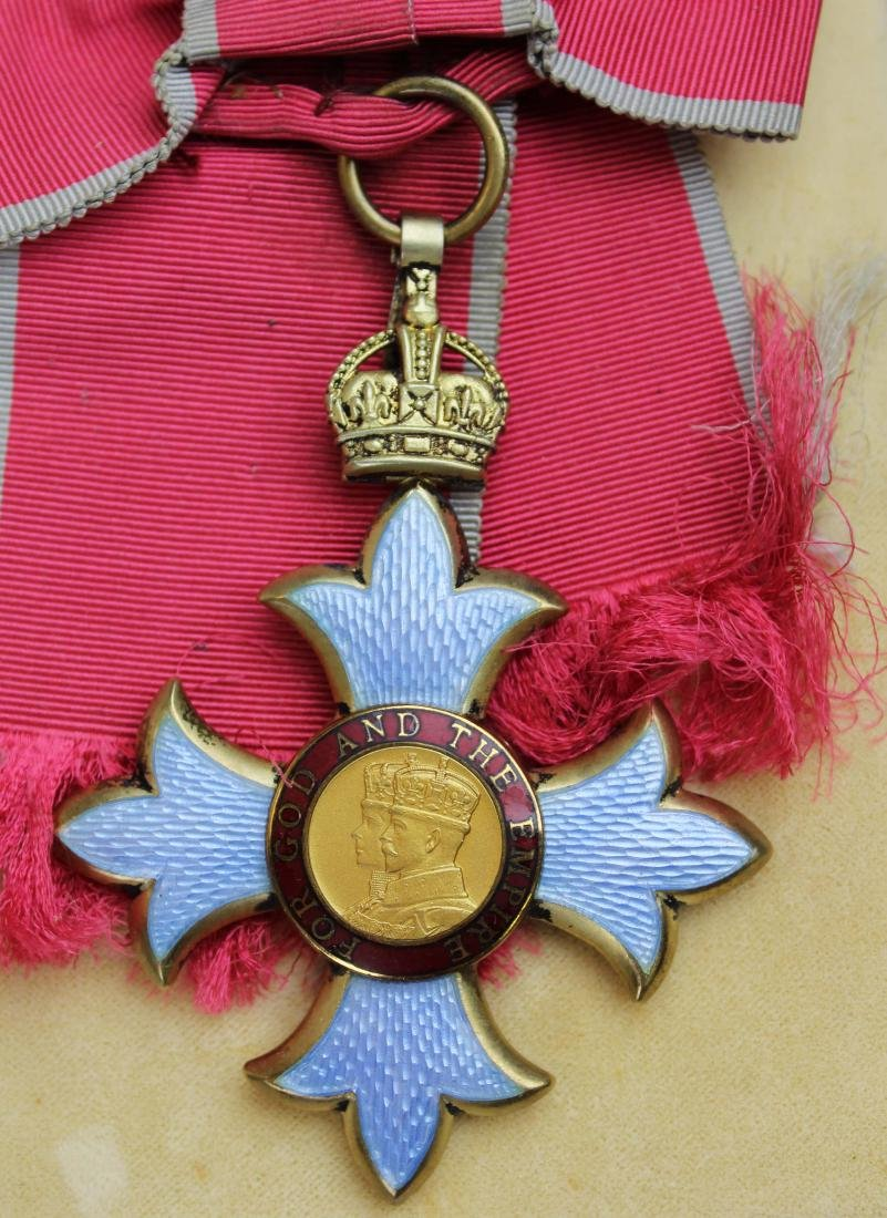 1964 Mary Louise Fordham British medals - 4