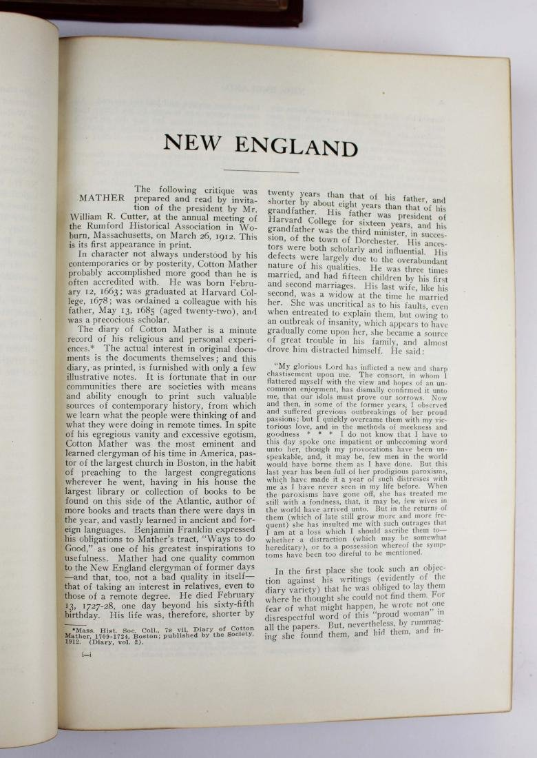 1914 New England Families by Wm Cutter - 4