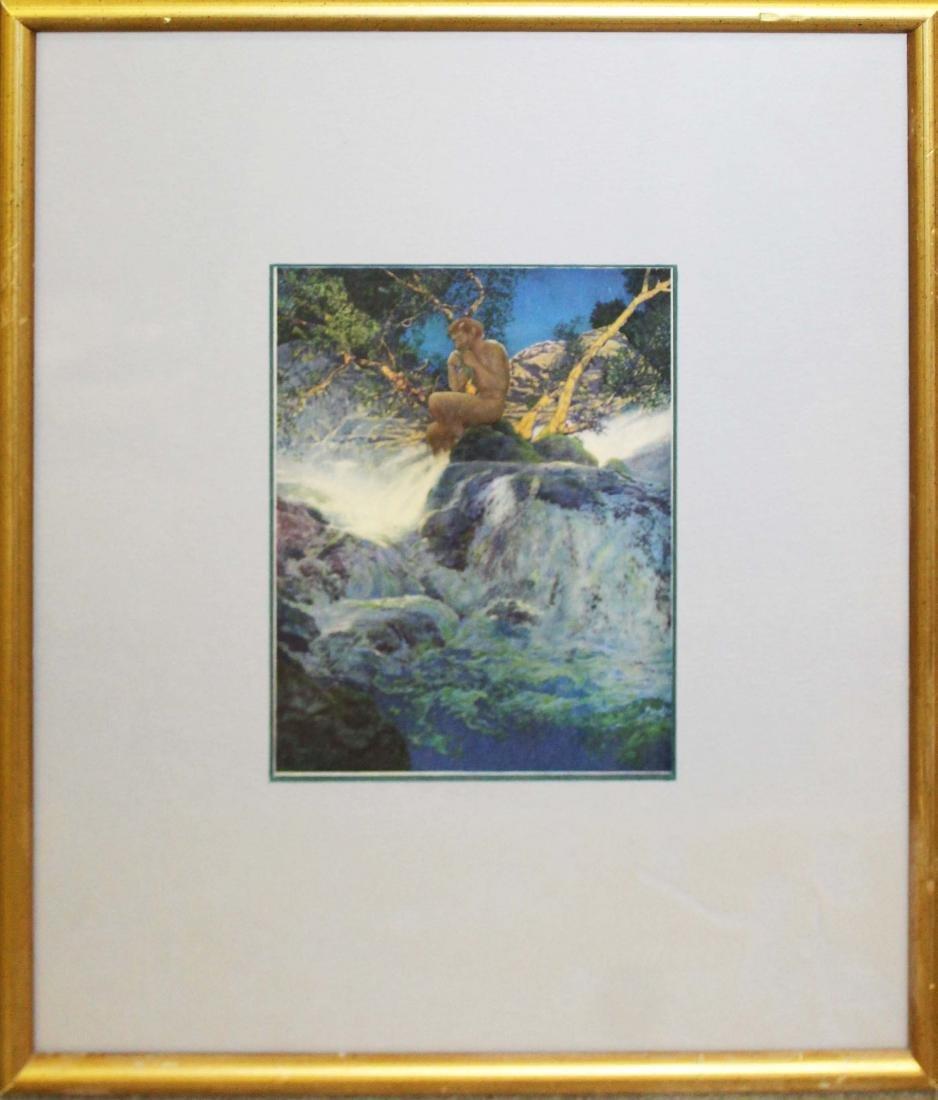 four Maxfield Parrish prints - 2