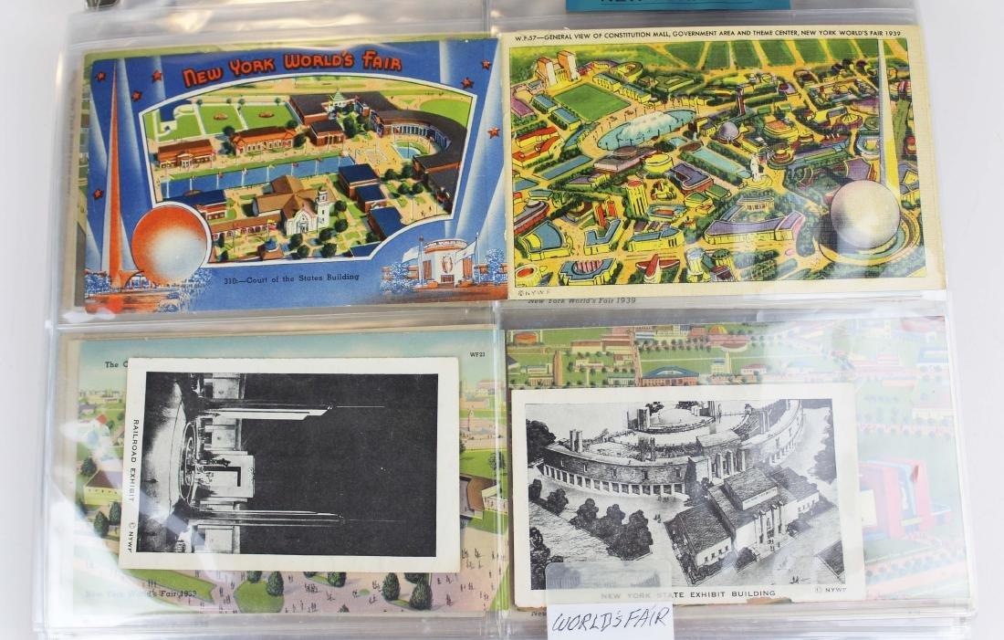 collection of World's Fair and Expo ephemera - 4