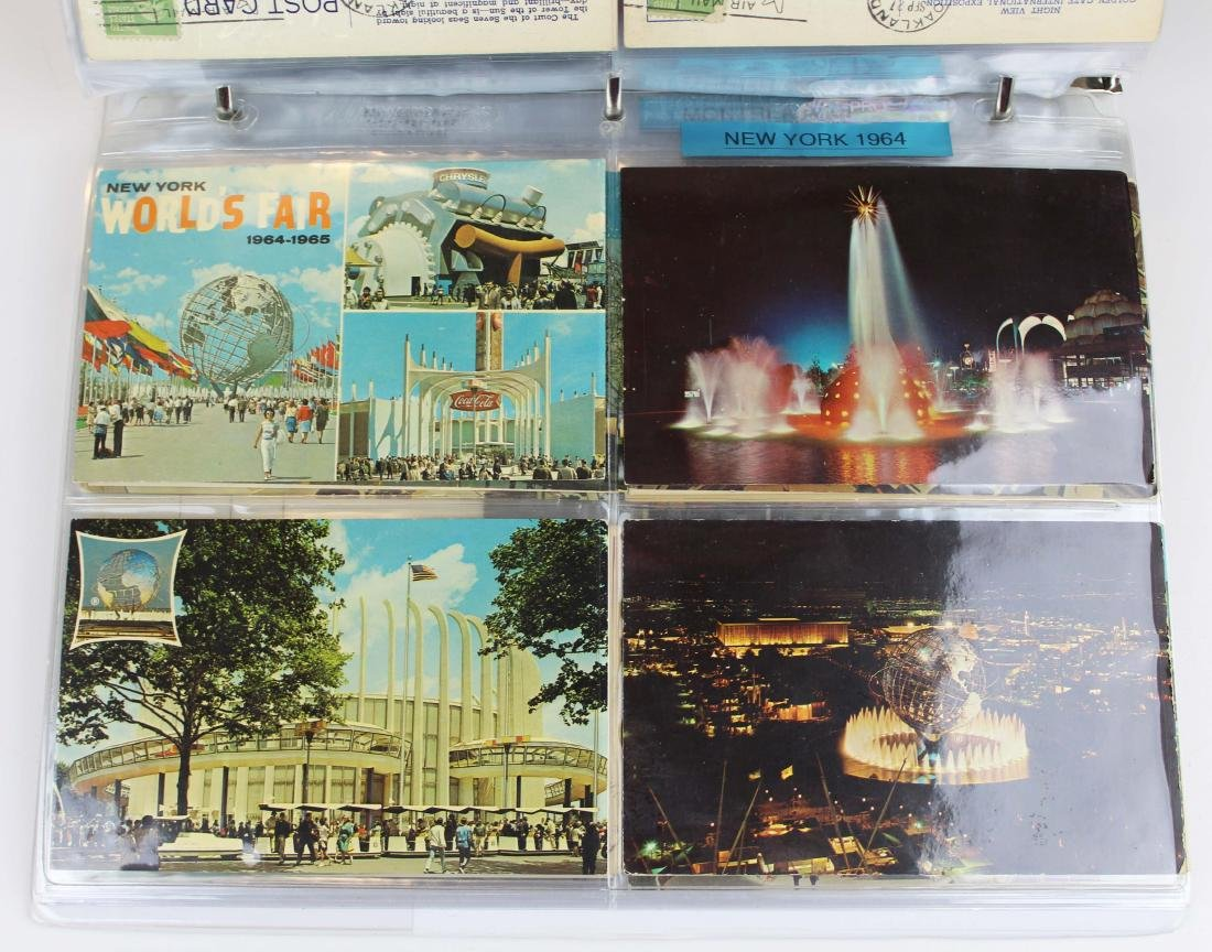 collection of World's Fair and Expo ephemera - 7