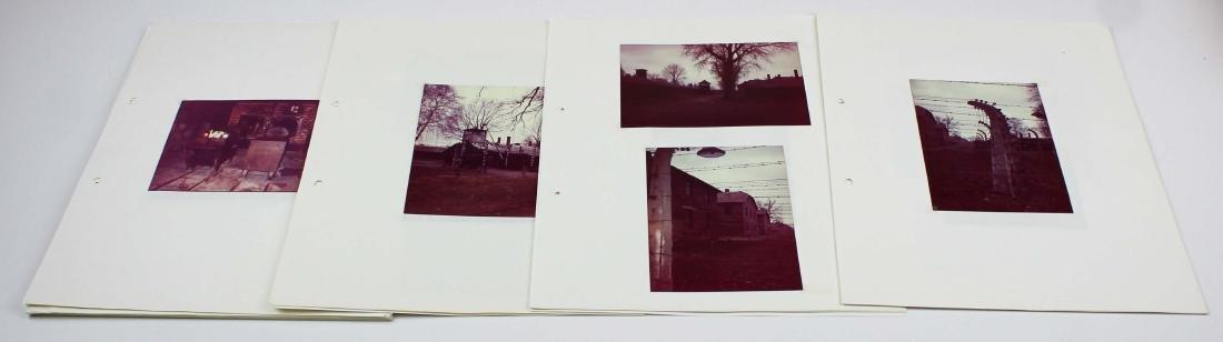 WWII Dachau, Auschwitz photo prints - 3
