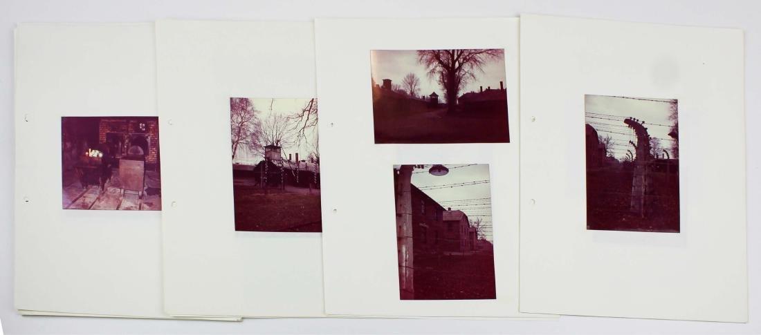 WWII Dachau, Auschwitz photo prints - 5