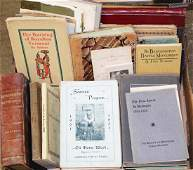 Vermont History pamphlets account books