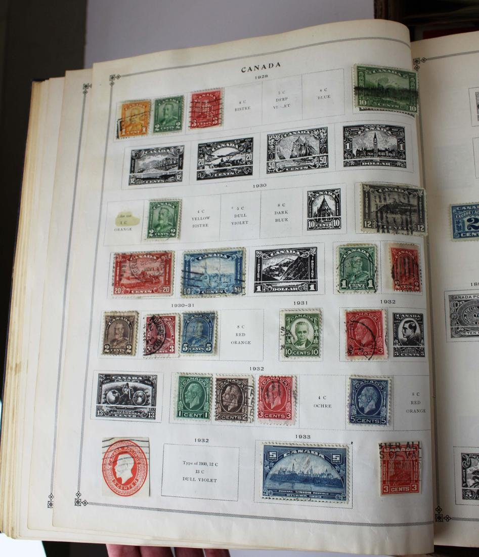 US & Foreign postage stamps - 5