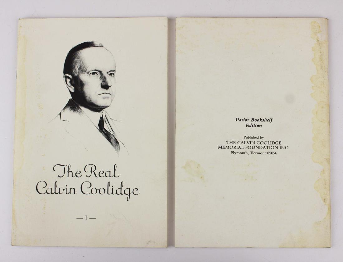 Lot of Calvin Coolidge - 3