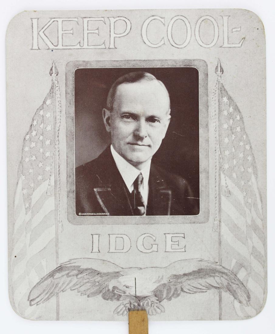 Lot of Calvin Coolidge - 4