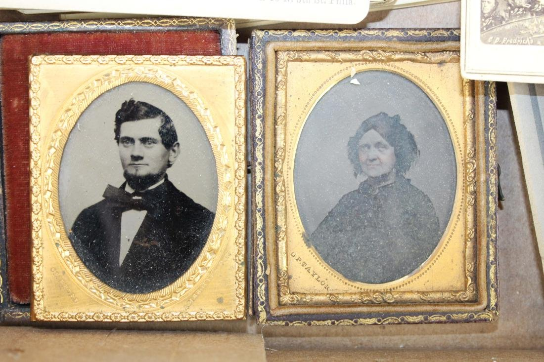 collection of historic photography, reward cards - 3