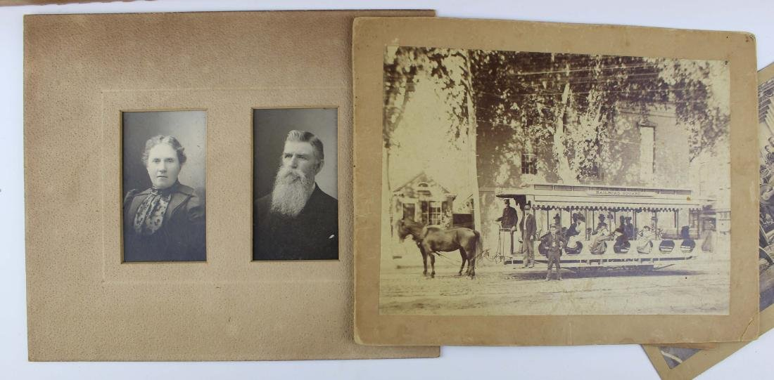 lot of large format photos, some Vermont related - 6