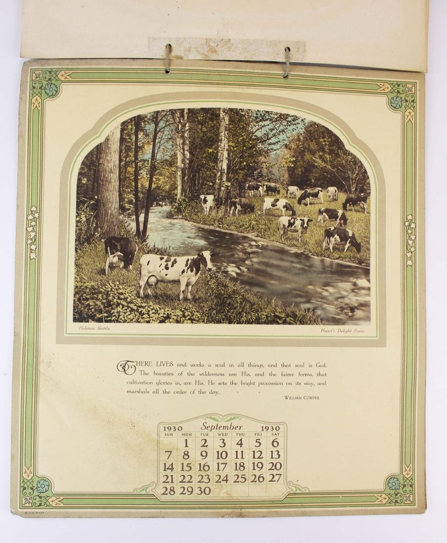 Hearts Delight Farm Chazy, NY calendar with views - 10