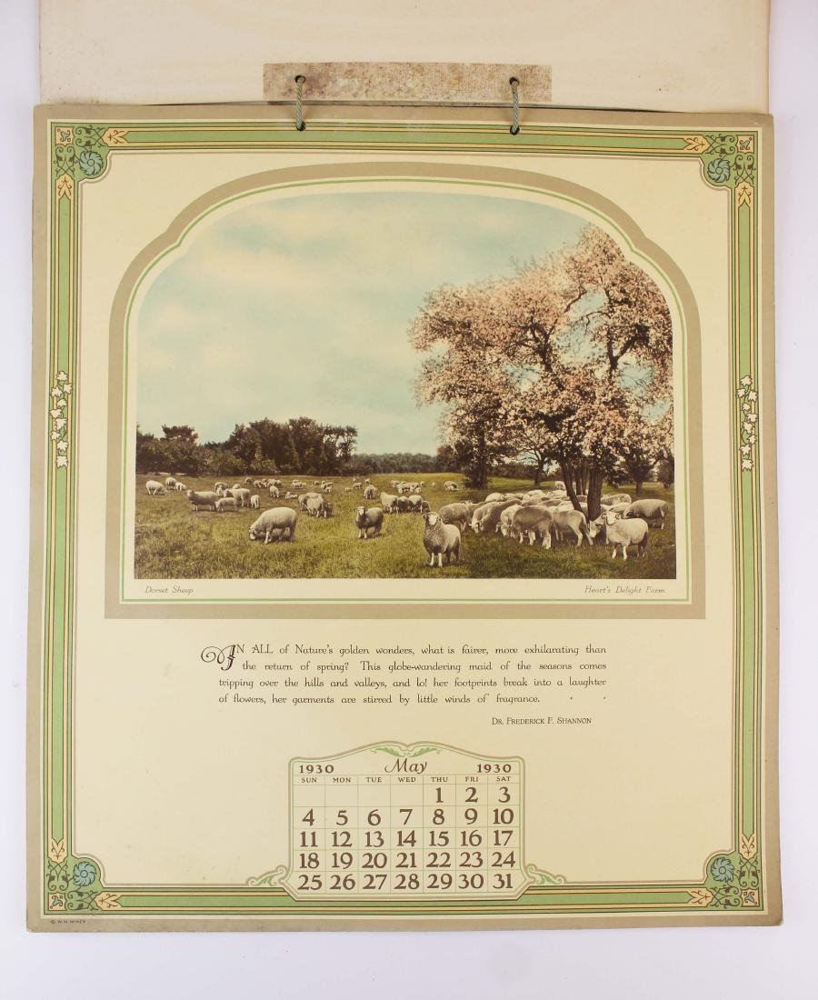 Hearts Delight Farm Chazy, NY calendar with views - 6