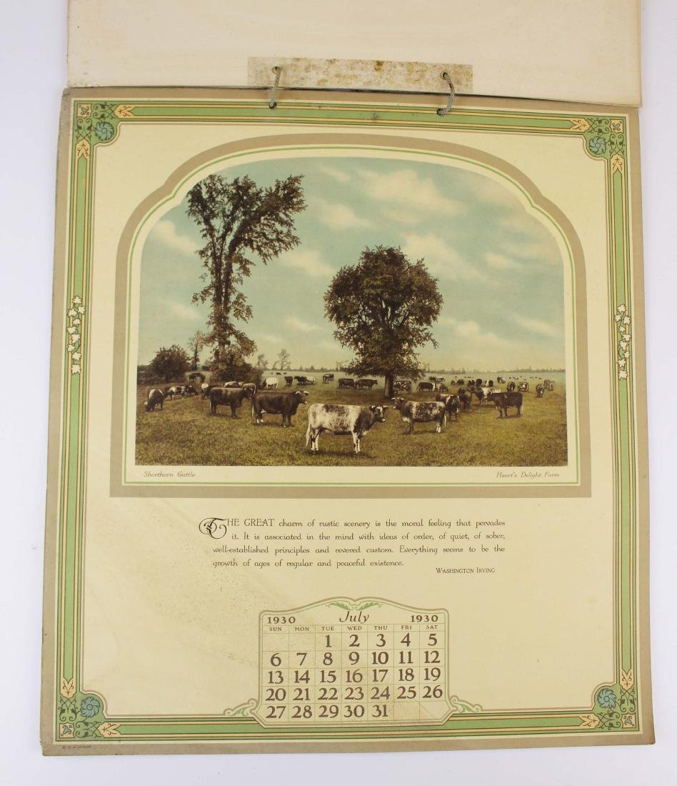 Hearts Delight Farm Chazy, NY calendar with views - 8