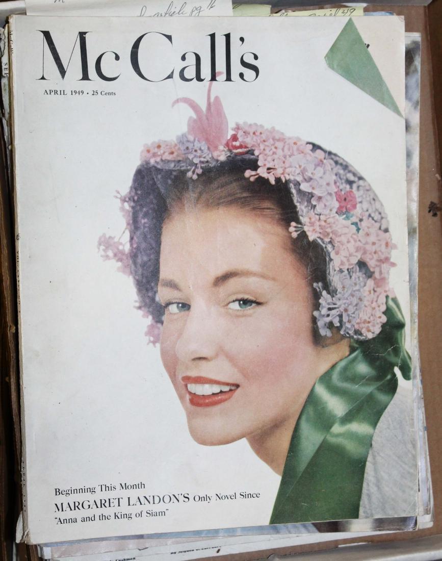 collection of vintage magazines, periodicals, etc. - 2