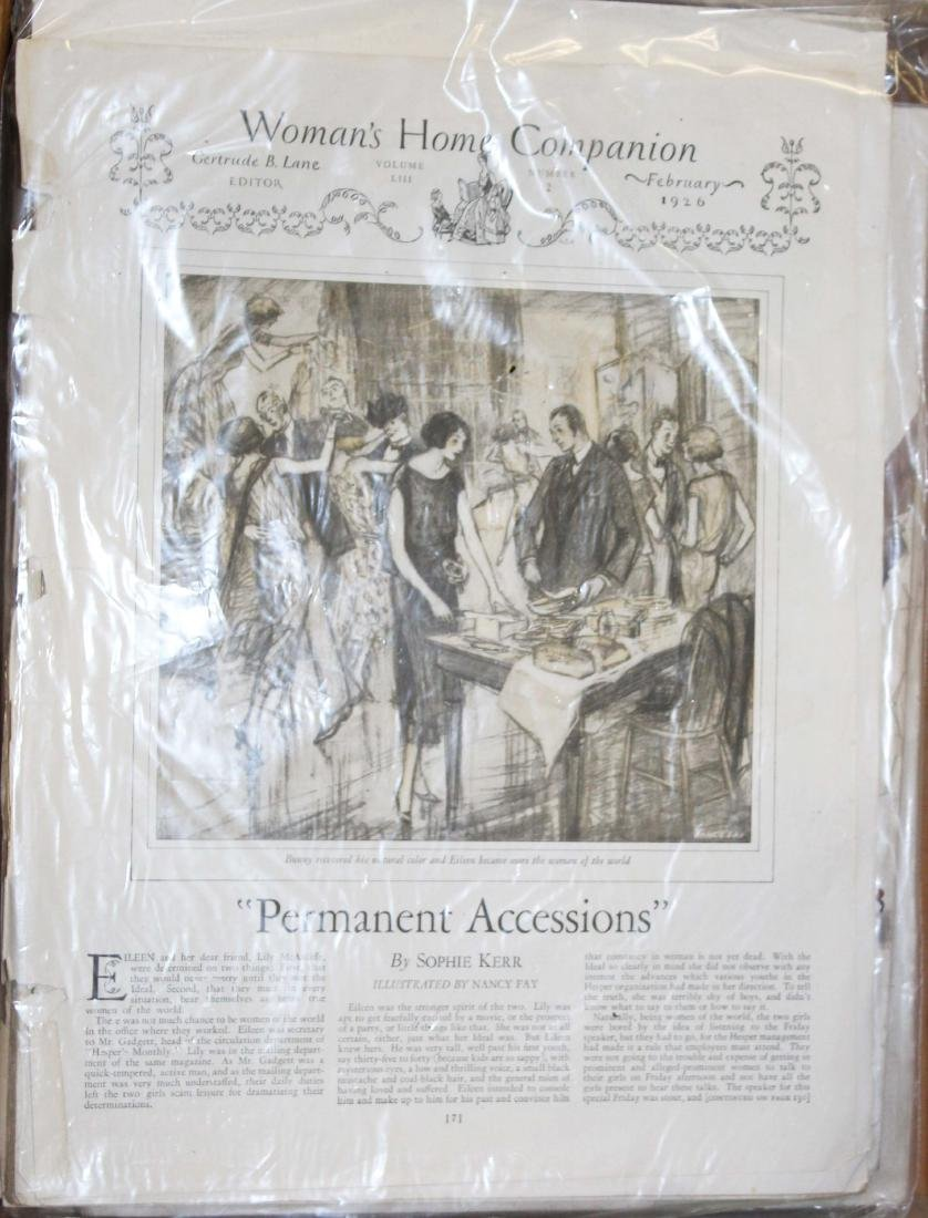 collection of vintage magazines, periodicals, etc. - 3