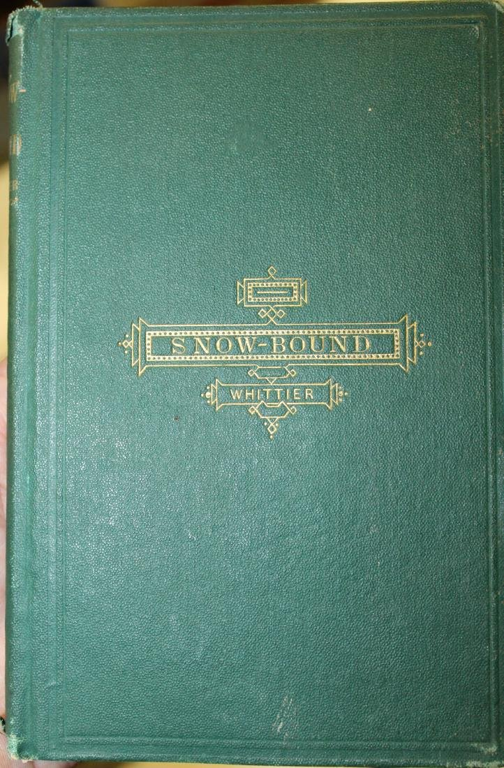 Lot of Books- incl 1st edition Snowbound