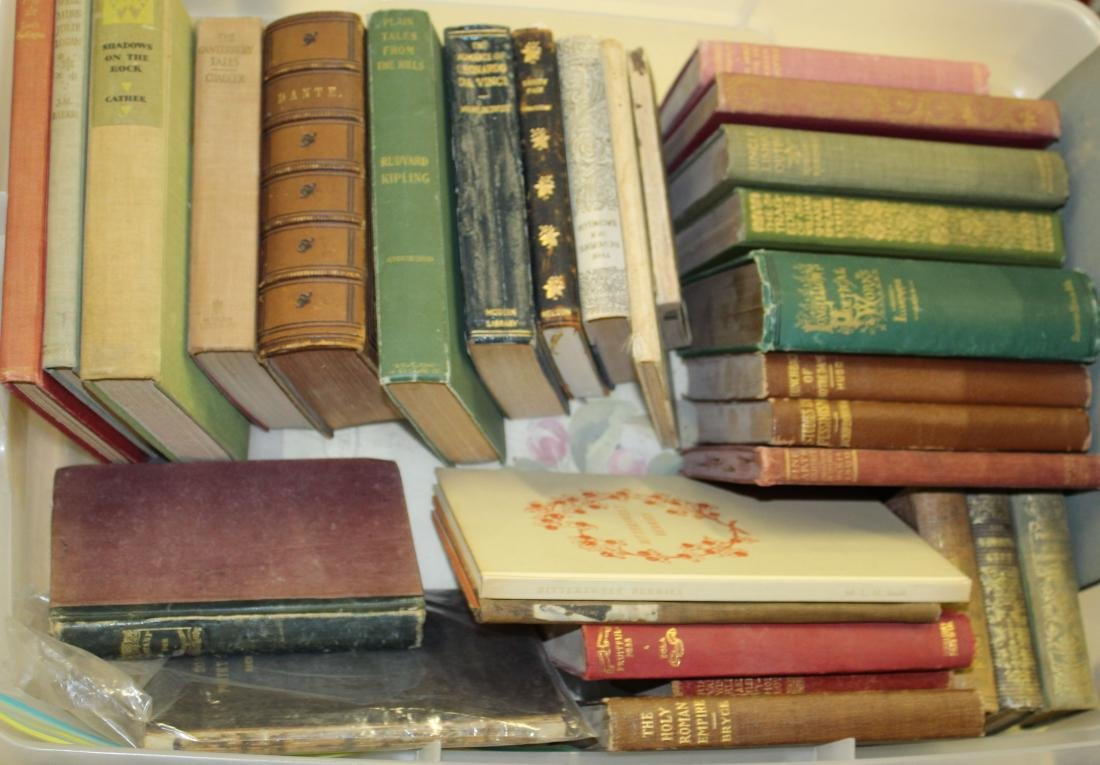 Lot of Books- incl 1st edition Snowbound - 3