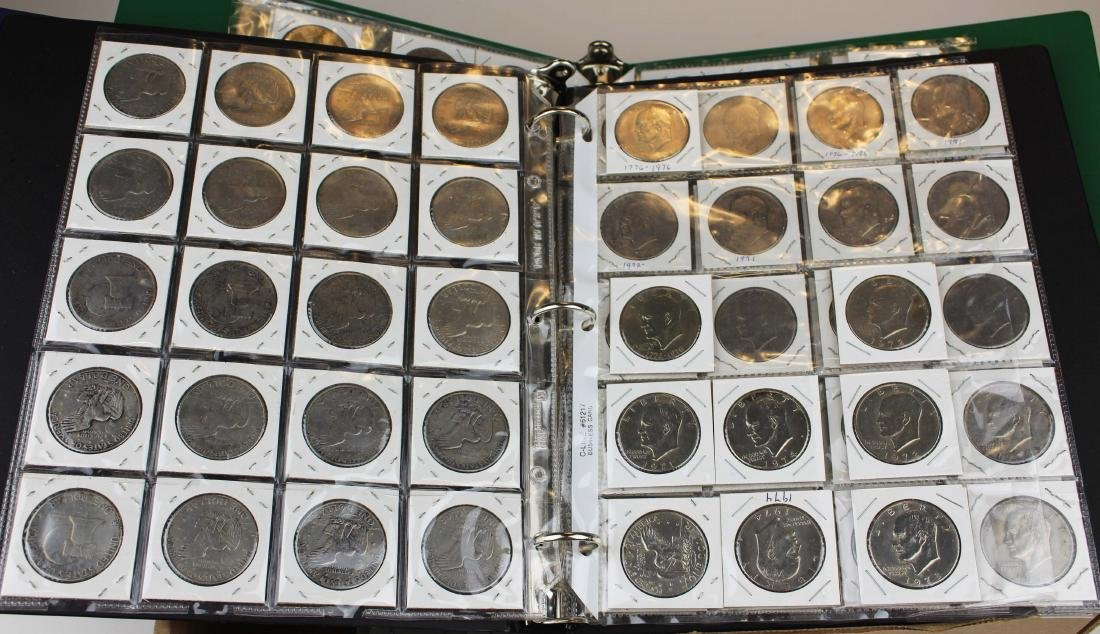 371 US Eisenhower $1 coins