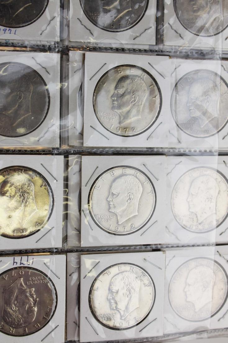 371 US Eisenhower $1 coins - 3