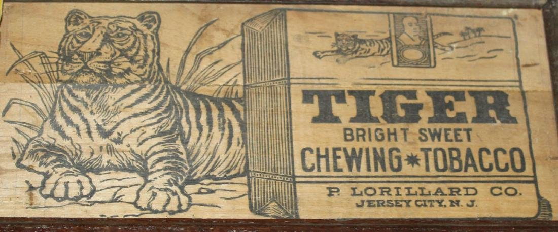 Lot of Box Sides and advertising - 5