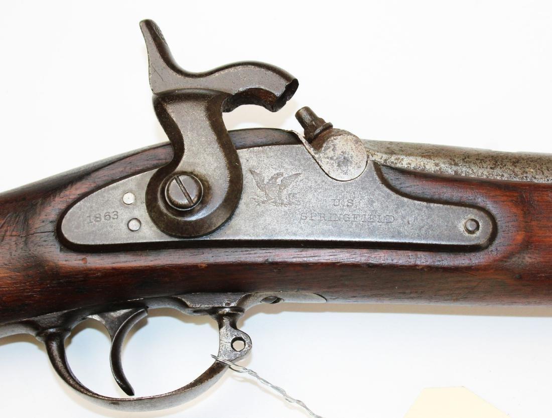 "US Model 1863- ""Artillery Rifle"""