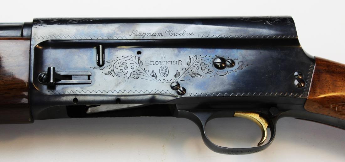 Browning A5 Magnum 12 Shotgun - 4