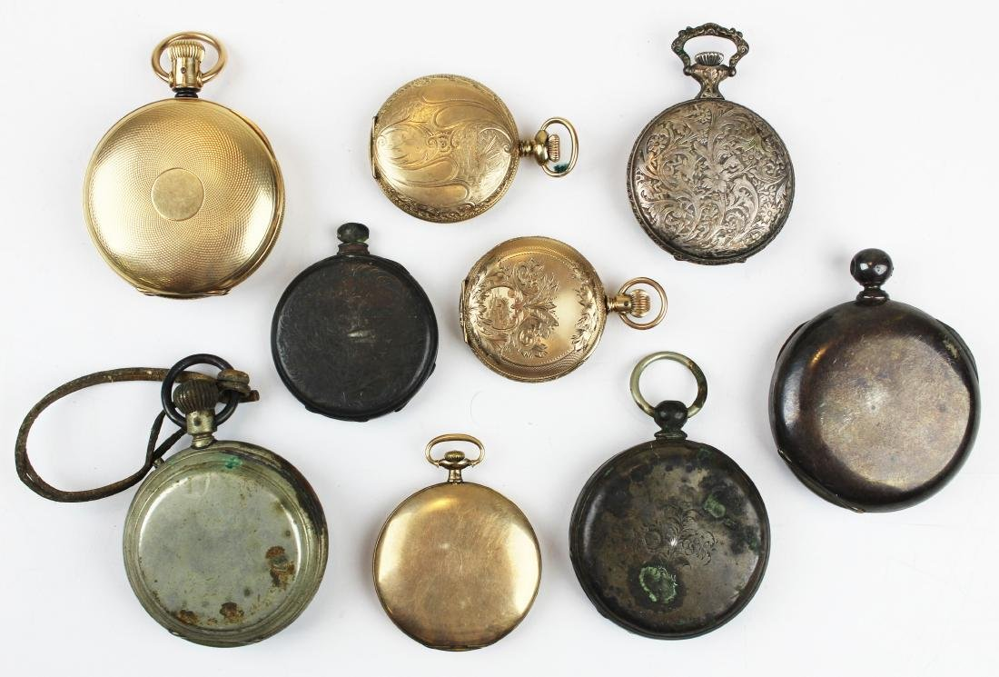 late 19th- early 20th c pocket watches - 3
