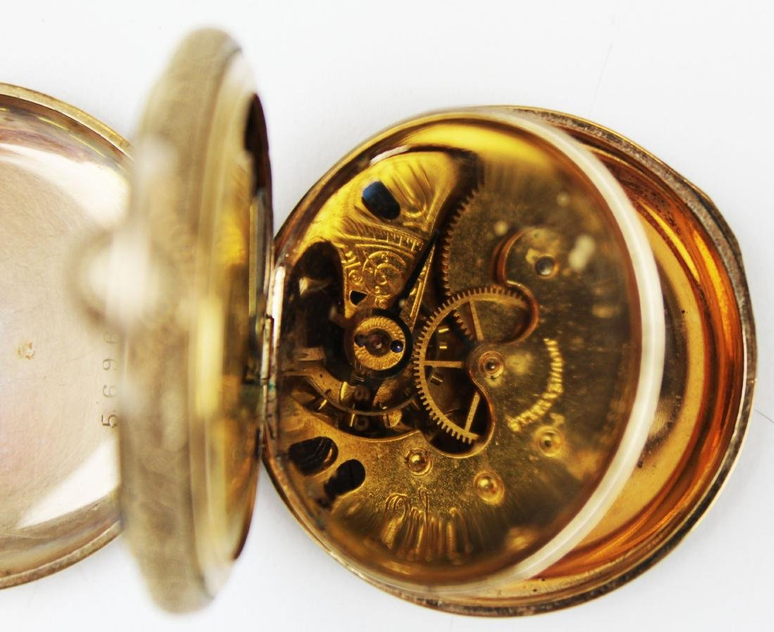 late 19th- early 20th c pocket watches - 5
