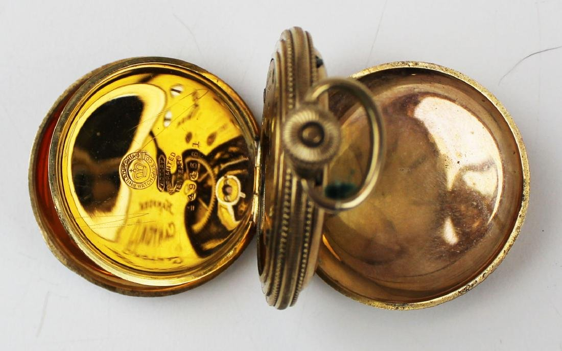 late 19th- early 20th c pocket watches - 9