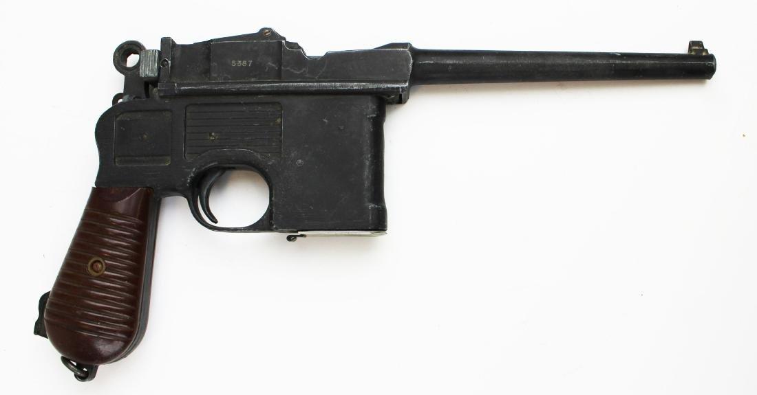 Hudson 1930 Broomhandle Mauser Cap Gun