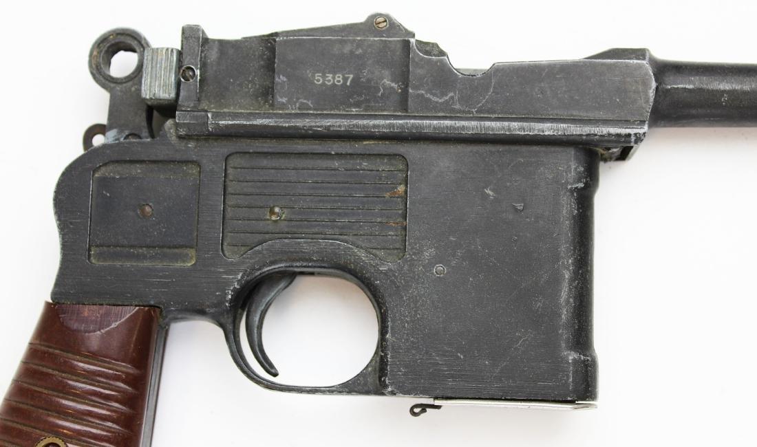 Hudson 1930 Broomhandle Mauser Cap Gun - 2