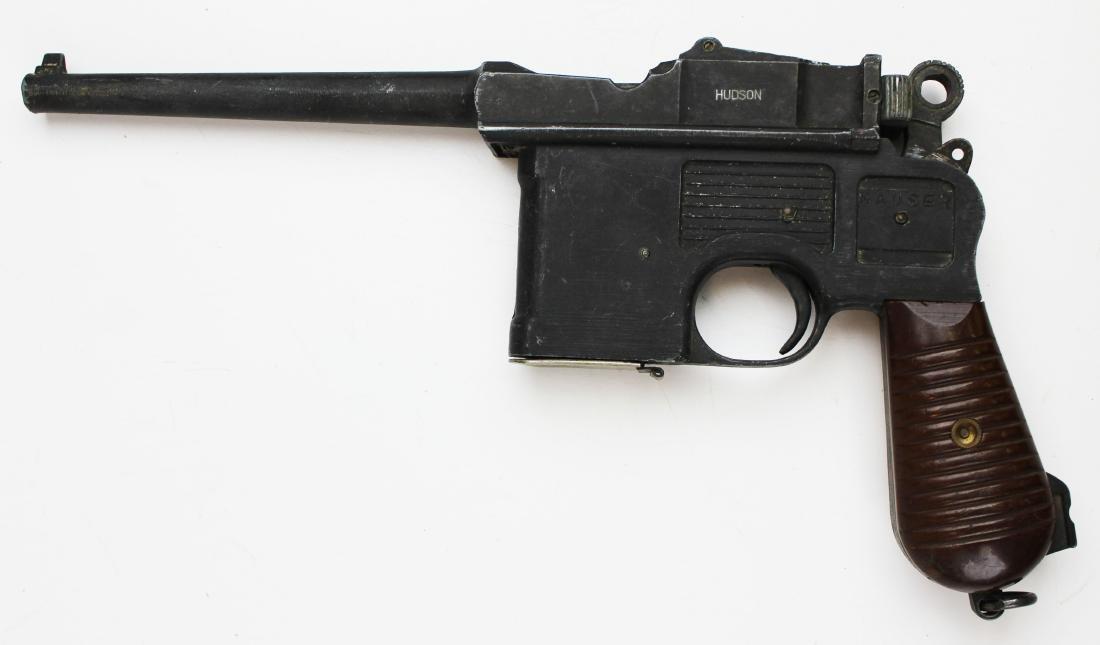 Hudson 1930 Broomhandle Mauser Cap Gun - 3