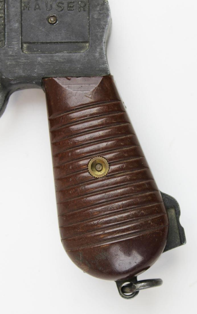 Hudson 1930 Broomhandle Mauser Cap Gun - 5