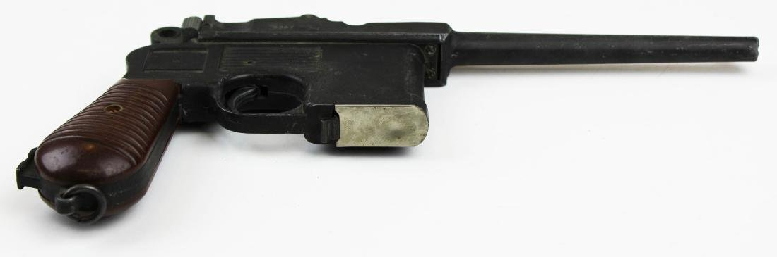 Hudson 1930 Broomhandle Mauser Cap Gun - 6