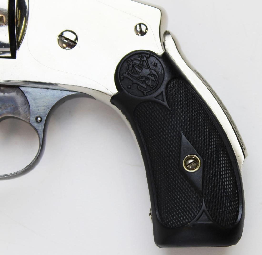 Smith and Wesson 38 Safety DA revolver - 5