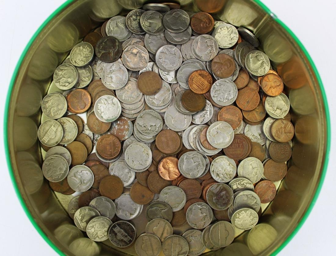 US coins including silver dollars, early coins - 2