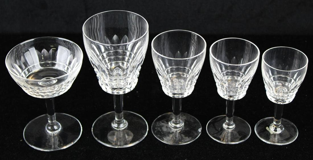 120 pcs. Waterford Lismore Diamond stemware - 2