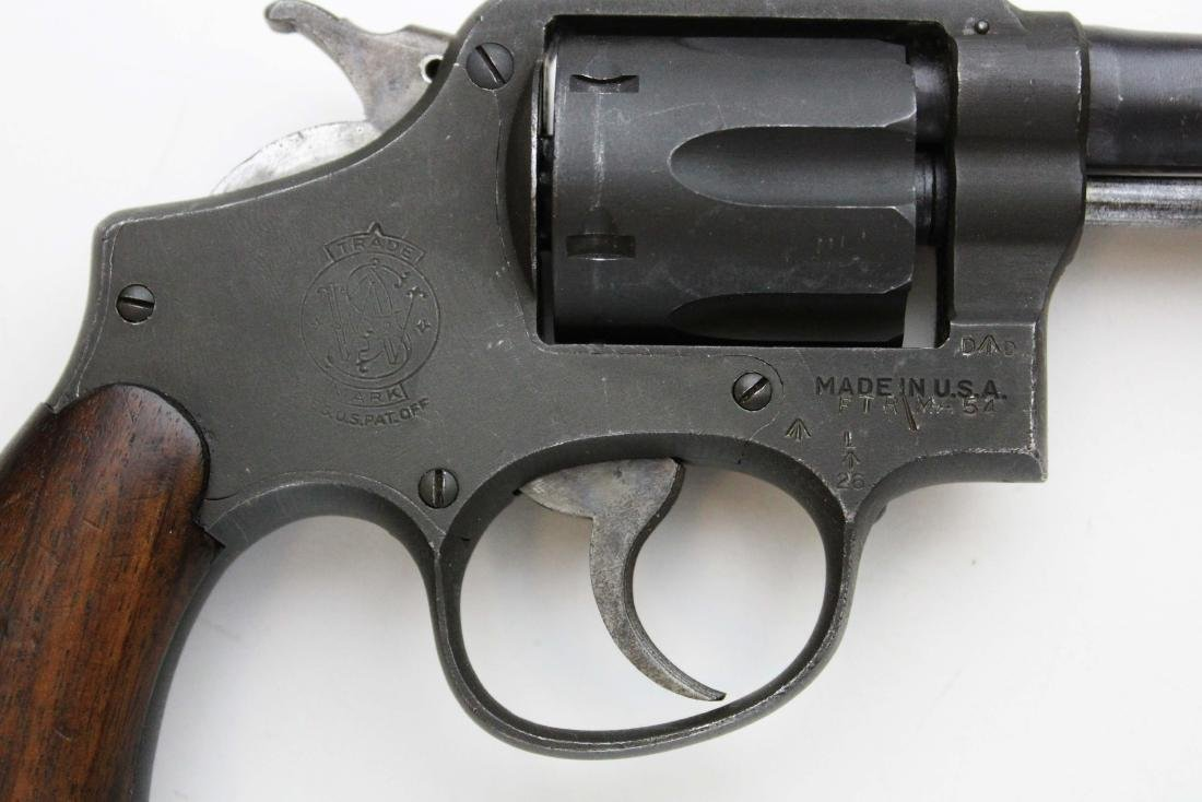 Smith and Wesson Model 10 US Military pistol - 2